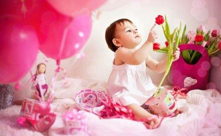 Изображение - Поздравление на годик племяннице от тети 1536441606_1-godik-plemyannice